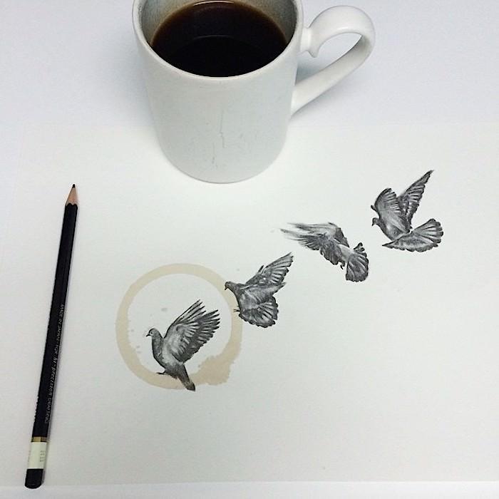coffee-art-esthetic