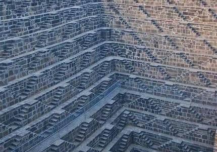 Το πηγάδι με τα...3.500 σκαλοπάτια (Video)