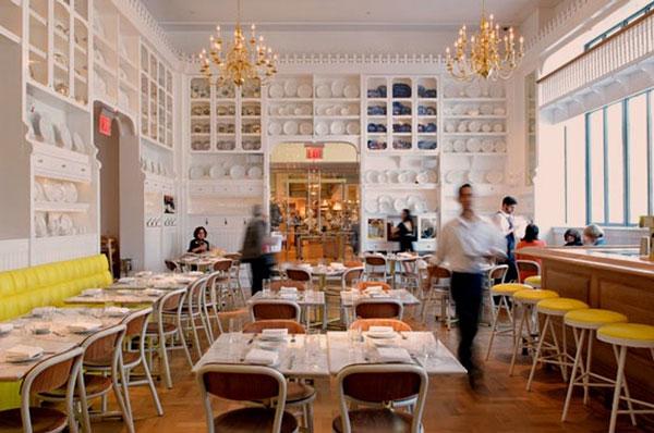 Caffè Storico, New York Historical Society, Νέα Υόρκη