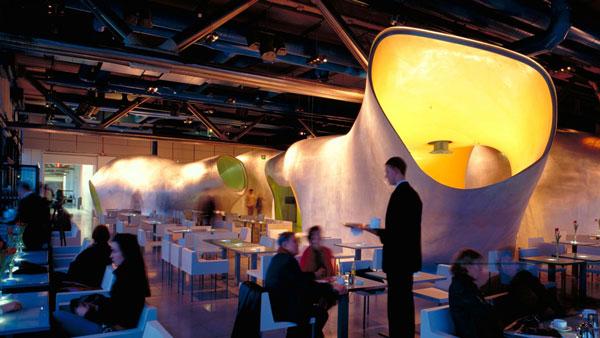 Le Georges Restaurant, Κέντρο Pompidou, Παρίσι