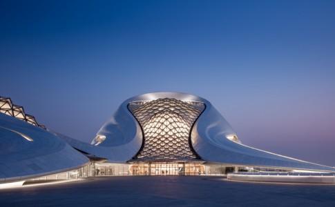 Harbin Opera House, το κτίριο που προκαλεί δέος!