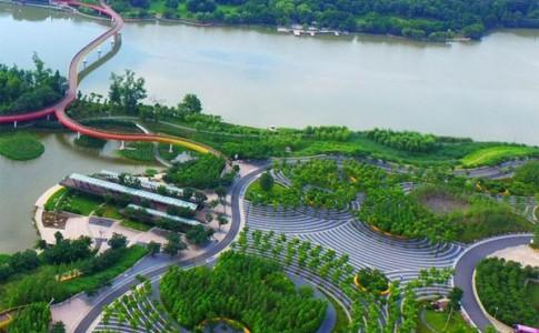 Το εντυπωσιακό υδάτινο πάρκο Yanweizhou στην Κίνα (Photos)