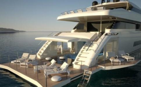Το σκάφος των 28 εκ. δολαρίων που λειτουργεί μόνο με ηλεκτρική ενέργεια