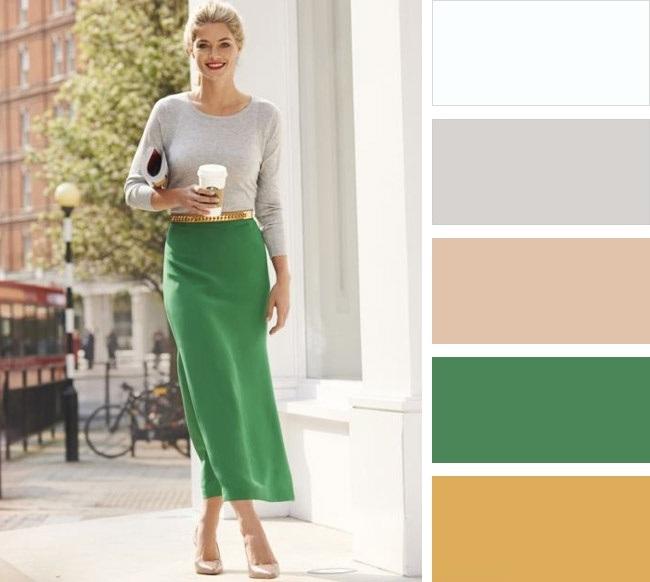 10 κλασικοί συνδυασμοί χρωμάτων στα ρούχα για να αποκτήσετε το τέλειο στυλ fc08c6e7ced