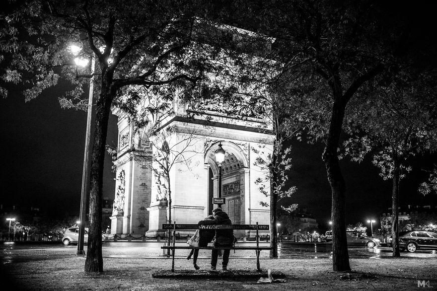 Φωτογραφίες αγάπης σε δημόσιους χώρους!