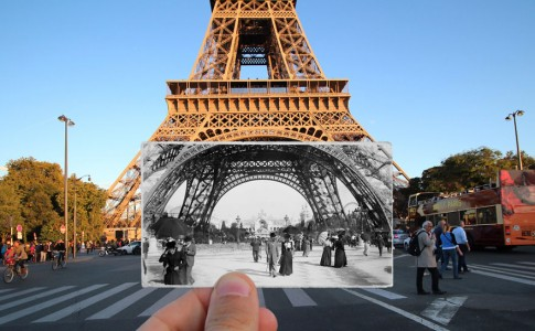 Παρελθόν και μέλλον σε μία εικόνα