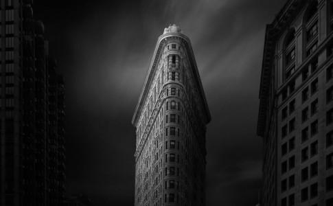 Διάσημα κτίρια της Νέας Υόρκης σε ασπρόμαυρες φωτογραφίες