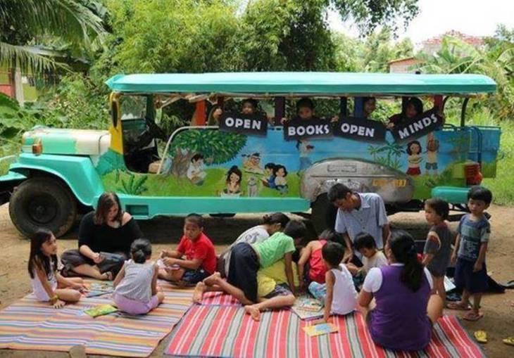 «Beep Beep Books» στις Φιλιππίνες
