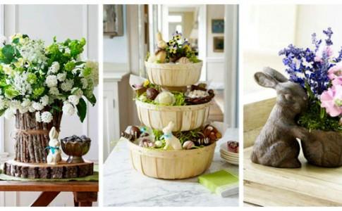 Εύκολα και Οικονομικά Tips Διακόσμησης για να Φέρετε το Πάσχα στο Σπίτι σας