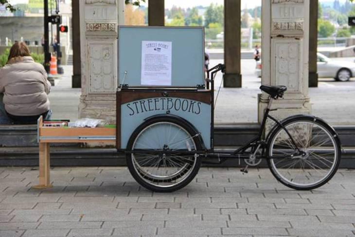Το ποδήλατο στο Πόρτλαντ