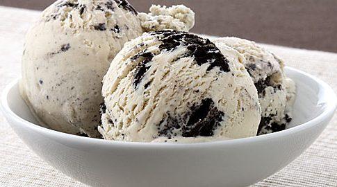 Σπιτικό παγωτό Oreo